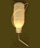 Trinkflasche C, ca. 750 ml, Glaspipette