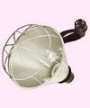 Schutzkorb mit Energie-Sparschalter