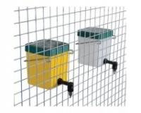 Trinkflasche >gelb< 500 ml mit Drahtbügel
